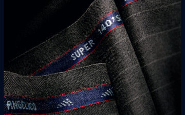 From  Wool Fabrics  to Suits  in Shop