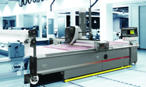 Lectra's new intelligent Vector® iQ features Eclipse continuous cutting