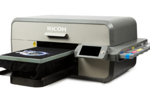 Two new Direct to Garment printers