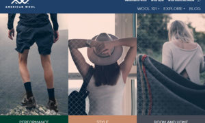 A Brand New Website to Explain Wool to American Consumers