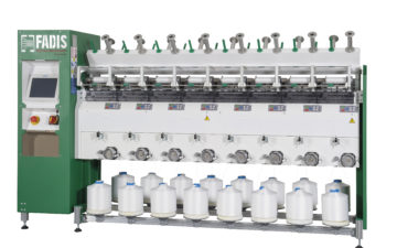 A new concept of compact and efficient double-sided spooling machine