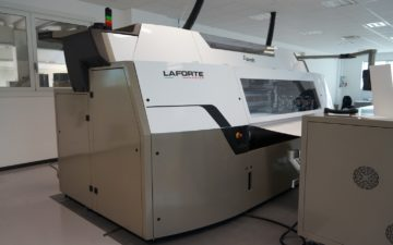 The alternative Italian way for the digital printing technology
